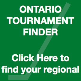Ontario Tournament Finder