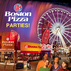 Clifton Hill Party Packages