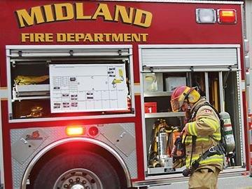 Midland Prof. Firefighters - Novice Division