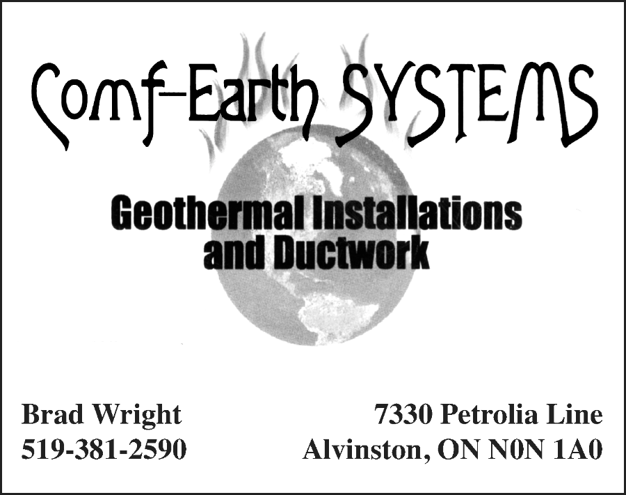 Comf-Earth Systems