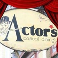 Actor's Casual Dining