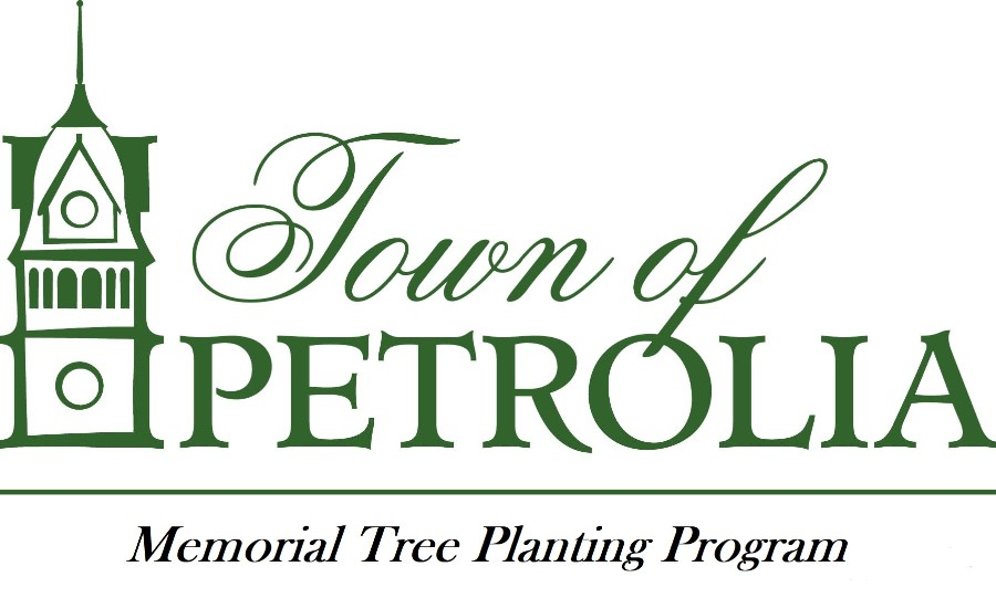 Town of Petrolia Memorial Tree Planting Program